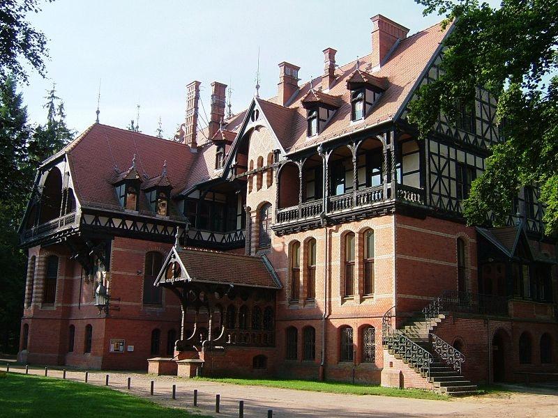 Museum im Jagdschloss Gelbensande