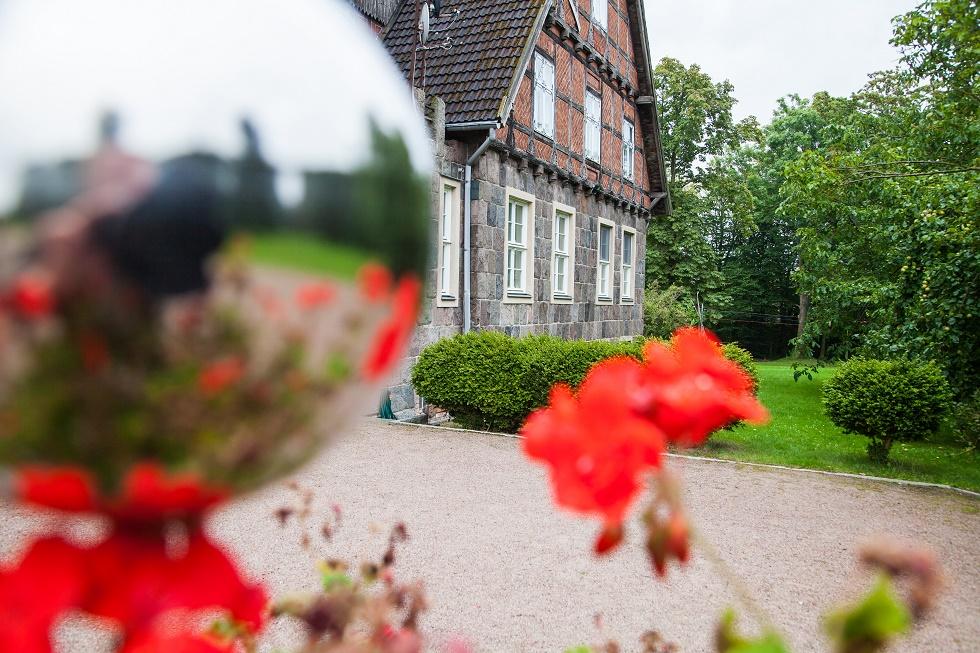 Burg Kurzen Trechow