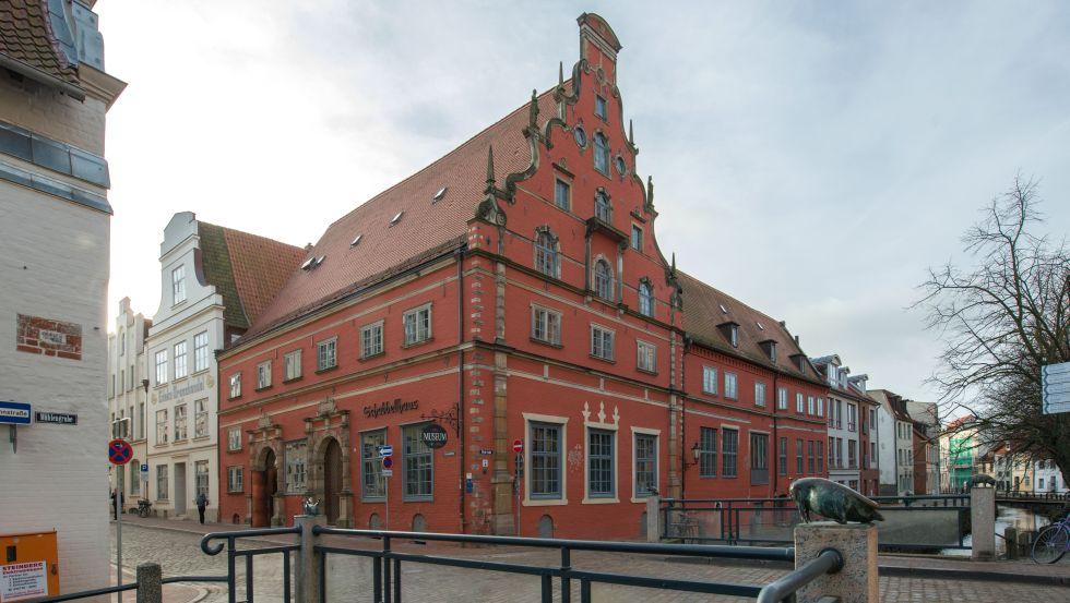 Stadtgeschichtliches Museum der Hansestadt Wismar im Schabbell