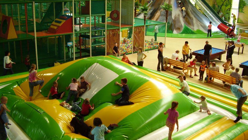 Indoor-Spielpark