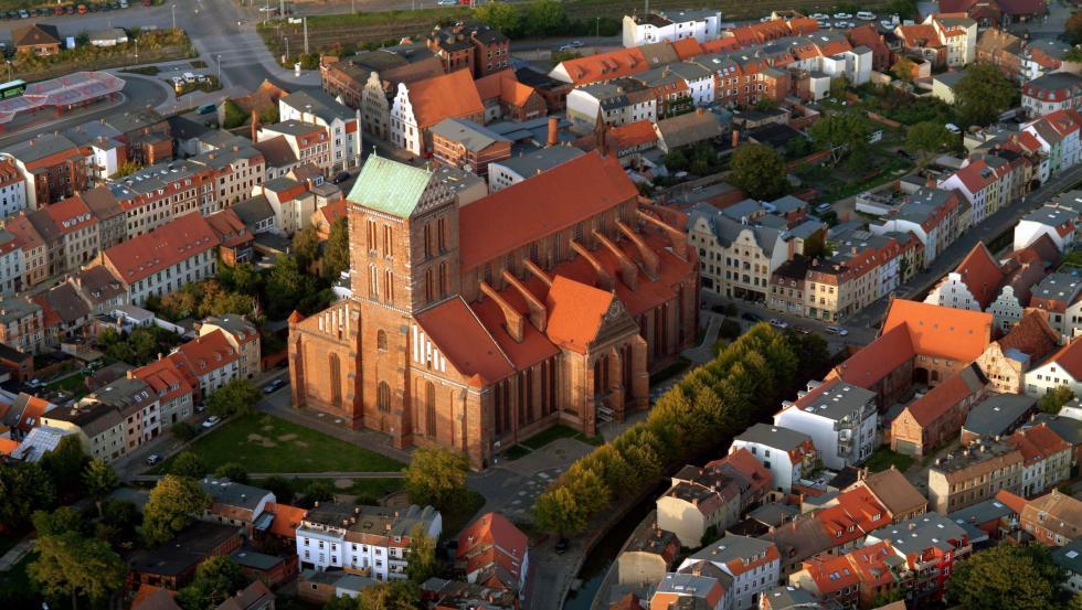 St. Nikolai-Kirche Wismar