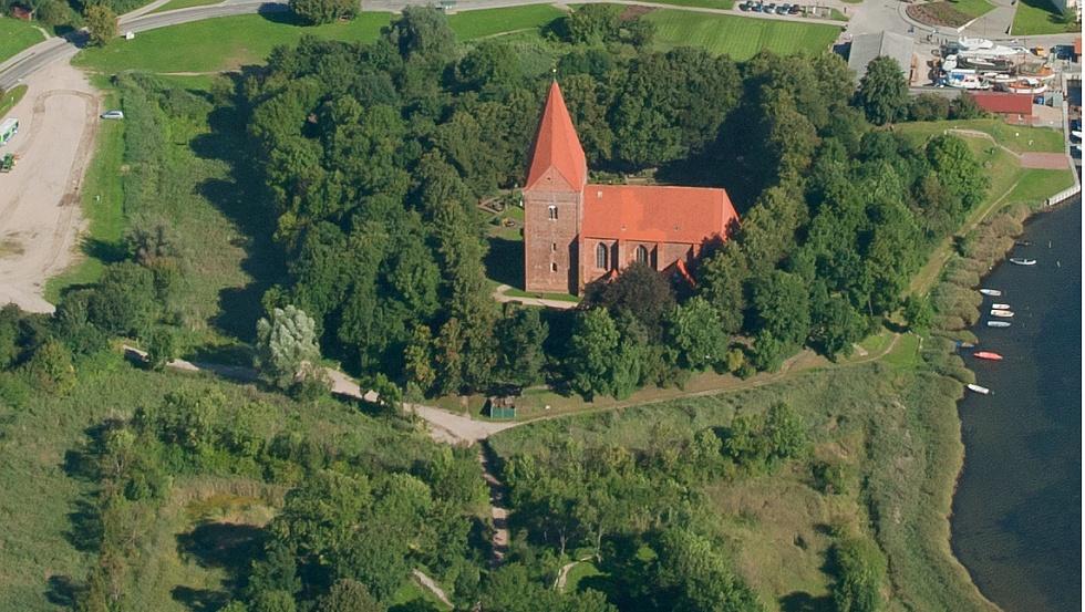 Schlosswall - Insel Poel